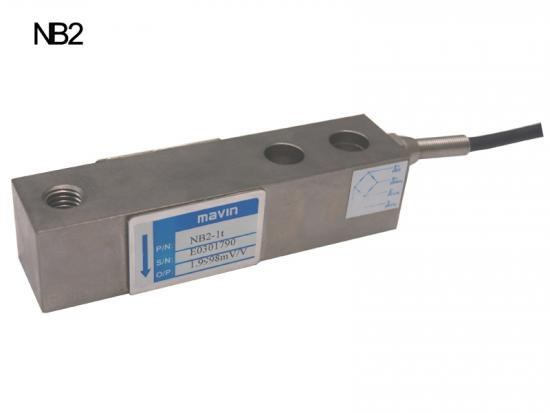Shear beam load cell NB2