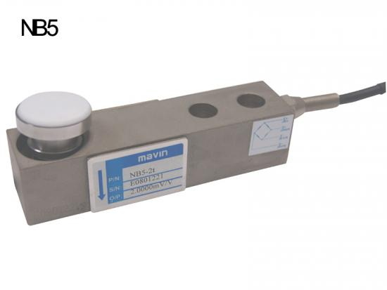 Shear beam load cell NB5