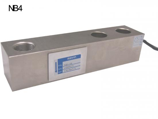 Shear beam load cell NB4